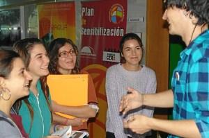 Voluntarios cuatro