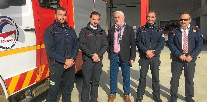 consorcio bomberos huelva 7790