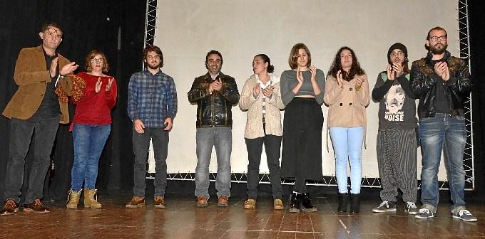 Los poetas jóvenes del bajo Guadiana.