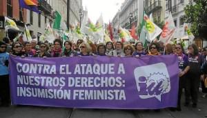 manifestacin feminismo