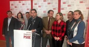 25-02-16.Diputados PSOE Huelva