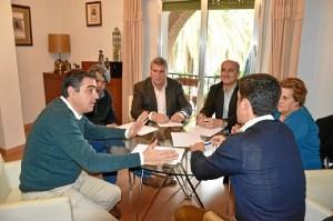 Acuerdo alcaldes Chare Lepe