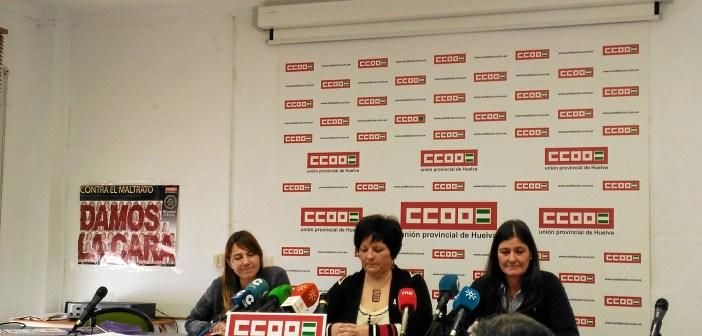 CCOO brecha salarial mujeres Rueda_prensa