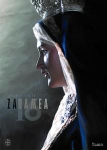 Cartel Semana Santa Zalamea 2016