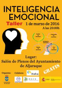 Cartel Taller Inteligencia Emocional
