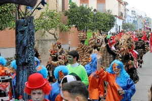 Desfile de Carnaval de Bollullos