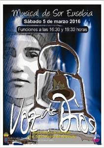 La Voz de Dios musical Valverde