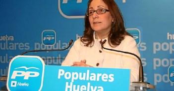 Rosa Caballero Alcaldesa Riotinto