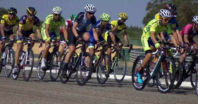 Circuito provincial de ciclismo en carretera.