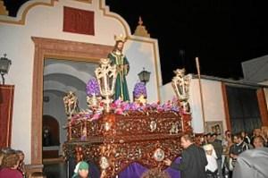 Imagen de archivo de Nuestro Padre Jesús Cautivo.