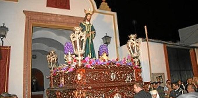 Imagen de archivo del Cautivo de San Juan del Puerto.