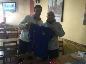 Salvi Quintero, nuevo coordinador de cantera del CDB Enrique Benítez.