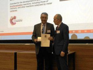 Premio Pedro Perez entrega