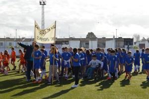 Olimpiadas Escolares en Almonte.