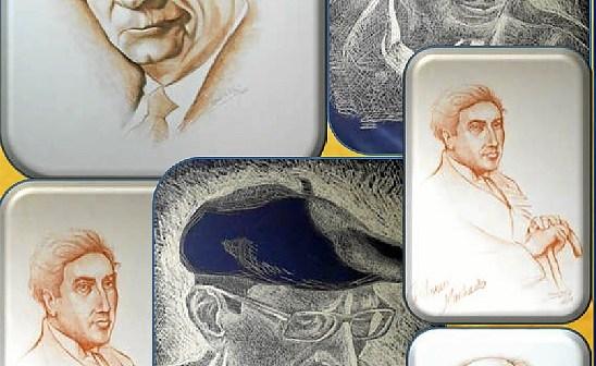 Bocetos mes del libro Ayamonte