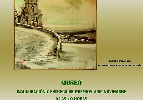Cartel III Certamen Villa de Fuenteheridos 2016 copy