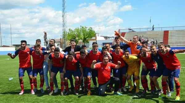 Ascenso del Recreativo B a Tercera división.