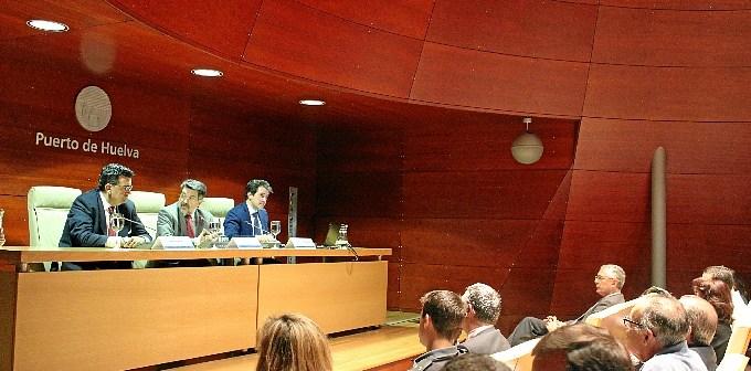 Jornada nuevo codigo aduanero Puerto de HuelvaI