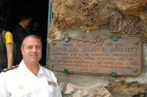 Juan Francisco Feal. Subdelegado de Defensa en Huelva