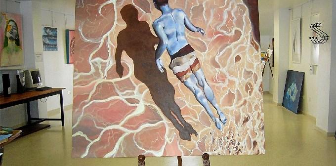 Obra premiada modalidad Bellas Artes 'Pepa Pinto'