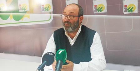 Pedro Jimenez en RP 22 abril