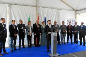 Presidente Puerto Huelva Terminal de Contenedores