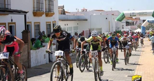 Open de Andalucía de BTT en El Almendro.