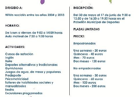 160526 Escuela de Verano