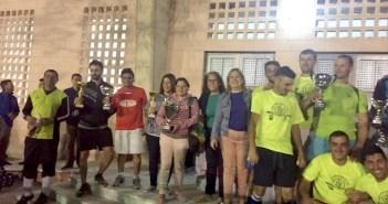 Torneo Intercultural de fútbol 7 en Lepe.