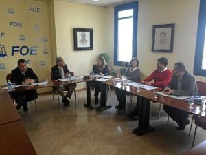 asamblea electoral de AESA