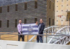 Convenio del IES La Orden con Aguas de Huelva.