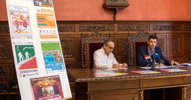 Actividades PMD de Ayamonte con motivo de su trigésimo aniversario.
