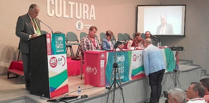 20160604 Subdelegado congreso FeSP