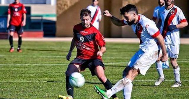 Emilio Mateos, nuevo jugador del CD Pinzón.