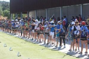Club Asirio de tiro con arco.