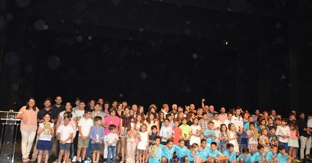 Gala del Deporte en Almonte.