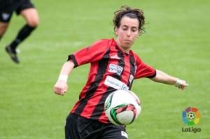 Jugadora del Cajasol Sporting.