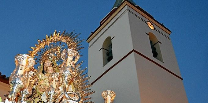 160717 Virgen del Carmen San Juan del Puerto (1)