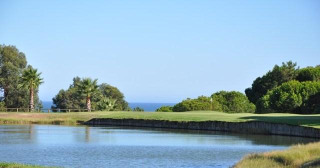 Campo de golf de Islantilla.