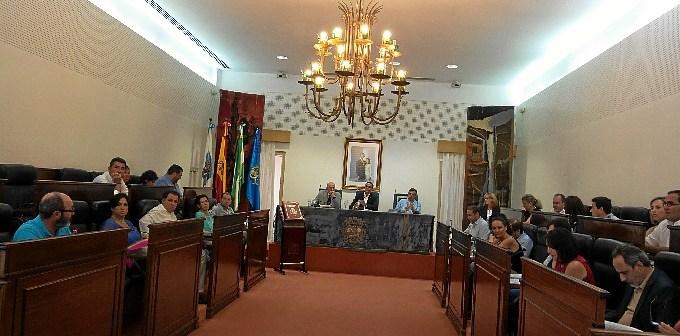 Foto Pleno Diputacion