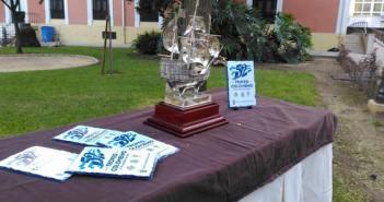 Carabela del LII Trofeo Colombino de fútbol.