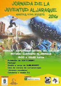 Cartel Jornadas de la Juventud Editado. Josema (1)