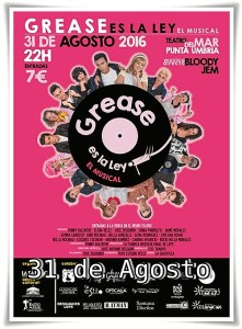 Cultura Teatro Grease es la Ley Cartel