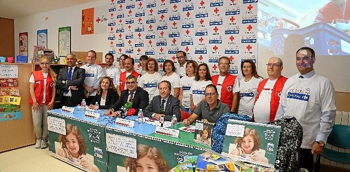 RdP_Vuelta al Cole Solidaria_Carrefour y Cruz Roja