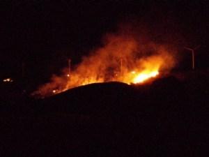 incendio El Granado