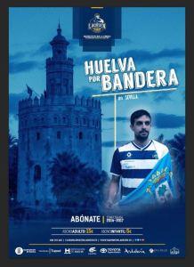 Cartel de la campaña de abonados del Recreativo IES La Orden.