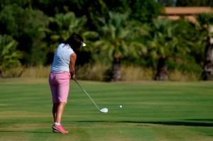 Torneo de golf en Isla Canela.