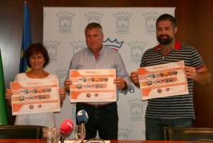 Presentación de las Escuelas Deportivas Municipales de Cartaya.