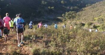 Trail en Paterna del Campo.