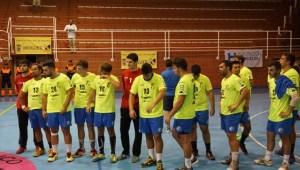 Jugadores del PAN Moguer.